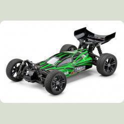 Автомобиль Багги 1:10 Himoto Tanto E10XBL Brushless (зеленый)