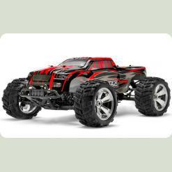 Автомобиль Монстр 1:8 Himoto Cluster N8MT NITRO (красный)