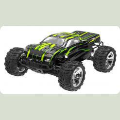 Автомобиль Монстр 1:8 Himoto Raider MegaE8MTL Brushless (зеленый)
