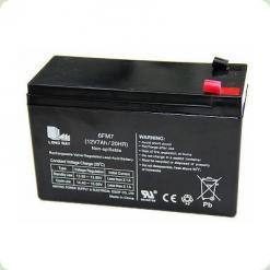 Батарея Bambi 12V/7Ah для B28A-B/JAS007/ZP5059/ZP5118