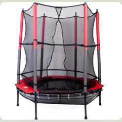 Батут для детей с защитной сеткой TotalSport
