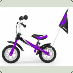 Беговел M.Mally DRAGON deluxe (violet)