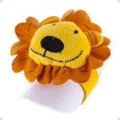 Браслет-погремушка Biba Toys Львенок (780JF lion)
