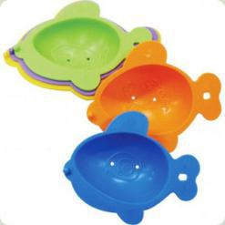 Чашечки-формочки для ванной (от 12 мес.)