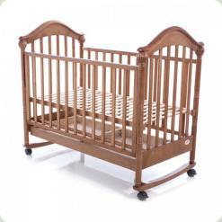 Детская кроватка Babycare BC-419M Тик