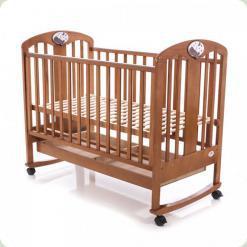 Детская кроватка Babycare BC-435M Классик ламельТик