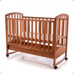 Детская кроватка Babycare BC-470M ламель Тик