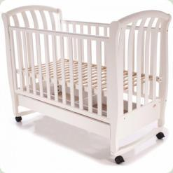 Детская кроватка Babycare BC-800BC Ламель R Слоновая кость