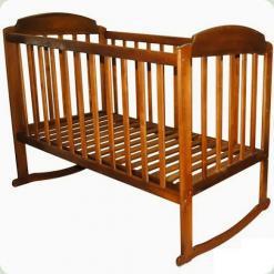 Детская кроватка Солнышко-1