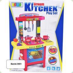 Детская кухня Bambi 8001
