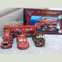 Детские машинки Bambi Тачки 3 шт (767-237)