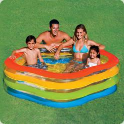 Детский бассейн Intex 56495
