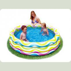 Детский бассейн Intex 58449