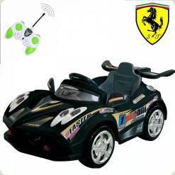 Детский электромобиль-BOC-0028 Maserati - Черный