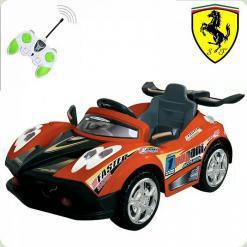 Детский электромобиль-BOC-0028 Maserati - Оранжевый