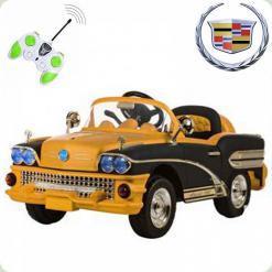 Детский электромобиль Cadillac RETRO