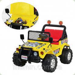 Детский электромобиль джип A 15-6