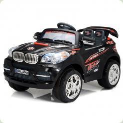Детский Электромобиль Festa Джип BMW серии X черный на радиоуправлении