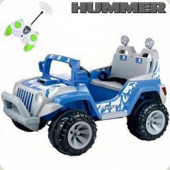 Детский Электромобиль HAMMAR, синий