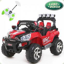 Детский электромобиль JEEP TRIUMF Красный