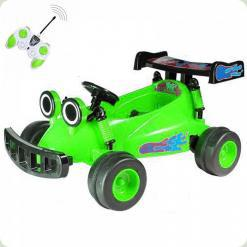 Детский Электромобиль Картинг, зеленый