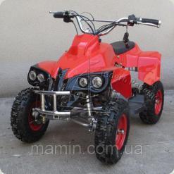 Детский электромобиль квадроцикл HB-6 EATV 500 C-3,BAMBI