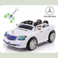 Детский электромобиль Майбах M 2319 R-1 белый с пультом радиоуправления