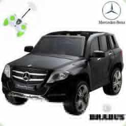 Детский электромобиль Mercedes-Benz , черный