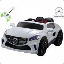 Детский электромобиль Mercedes A-Klasse Concept, белый