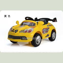 """Детский электромобиль X-Rider M8 """"Жёлтый """""""