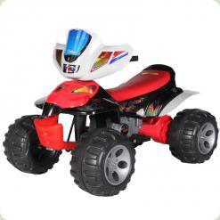 Детский квадроцикл A22, красный