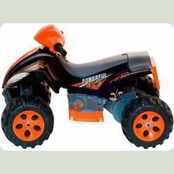 """Детский квадроцикл POWER B-03. 6V, скорость: 3.5 км/ч """"Черный"""""""