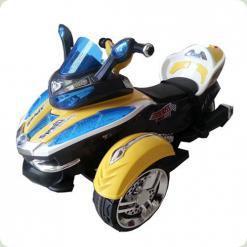 Детский мотоцикл М 2222 R-6 на радиоуправлении