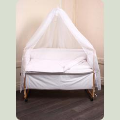 """Детский спальный комплект """"Ведмедики"""" с вышивкой"""