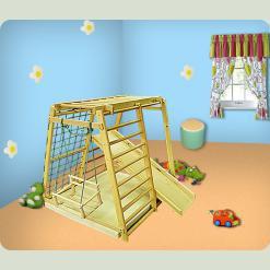 Детский спортивно - игровой комплекс Малыш