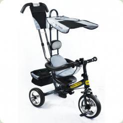 Детский трехколесный велосипед Combi Trike BT-CT-0002 GREY