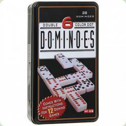 Домино (в металлической коробке)