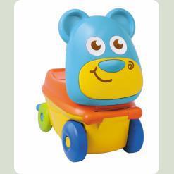 """Дорожный чемоданчик """"Медвежонок"""" (от 12-36 мес.)"""
