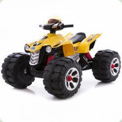 Электроквадроцикл Bambi JS 318 желтый