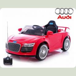 Электромобиль AUDI R8 M 1639 - Крнасный