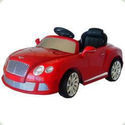 Электромобиль Bambi 520 R-3 Bentley (р/у) Красный