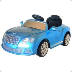 Электромобиль Bambi 520 R-4 Bentley (р/у) Голубой