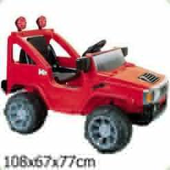Электромобиль Bambi A30 R-3 (р/у) Red