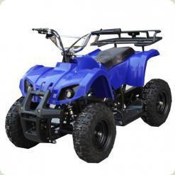 Электромобиль Bambi ATV-7E-4 Синий