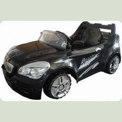 Электромобиль Bambi CH 9918 (р/у) Black (M0577)