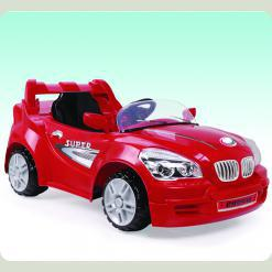 Электромобиль Bambi CH 9918 (р/у) Red (M0578)