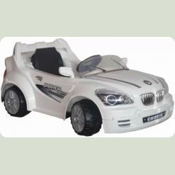 Электромобиль Bambi CH 9918 (р/у) White (M0576)