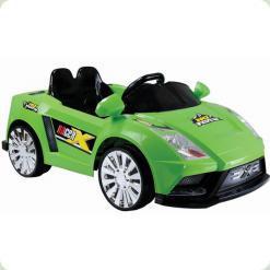 Электромобиль Bambi CH9915R (р/у) Green (M0584)