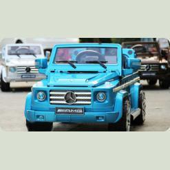 Электромобиль Bambi G55 RS-4 (р/у) Light Blue