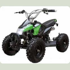 Электромобиль Bambi HB-6 EATV 800-2-5 Черно-зеленый